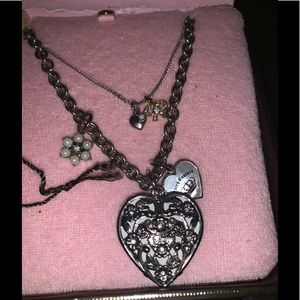 Juicy New in the box with tag necklace